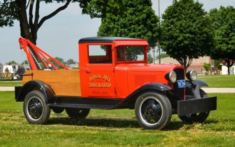 Trucks on Display | Iowa 80 Trucking Museum