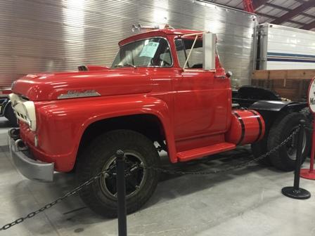 Big Ford Trucks >> Trucks on Display | Iowa 80 Trucking Museum