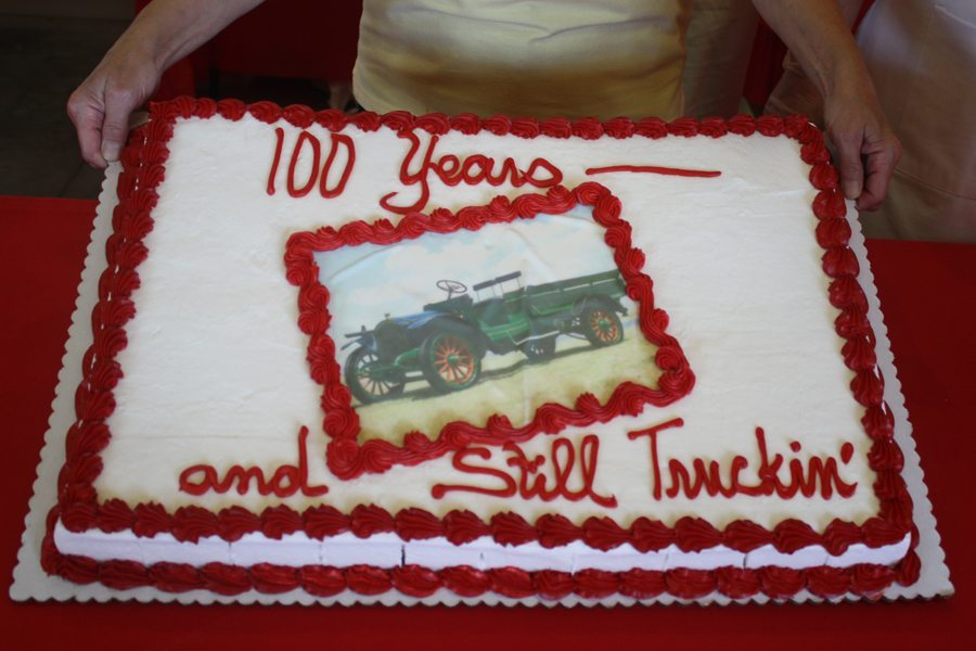 1913 Rambler 100th Birthday Party