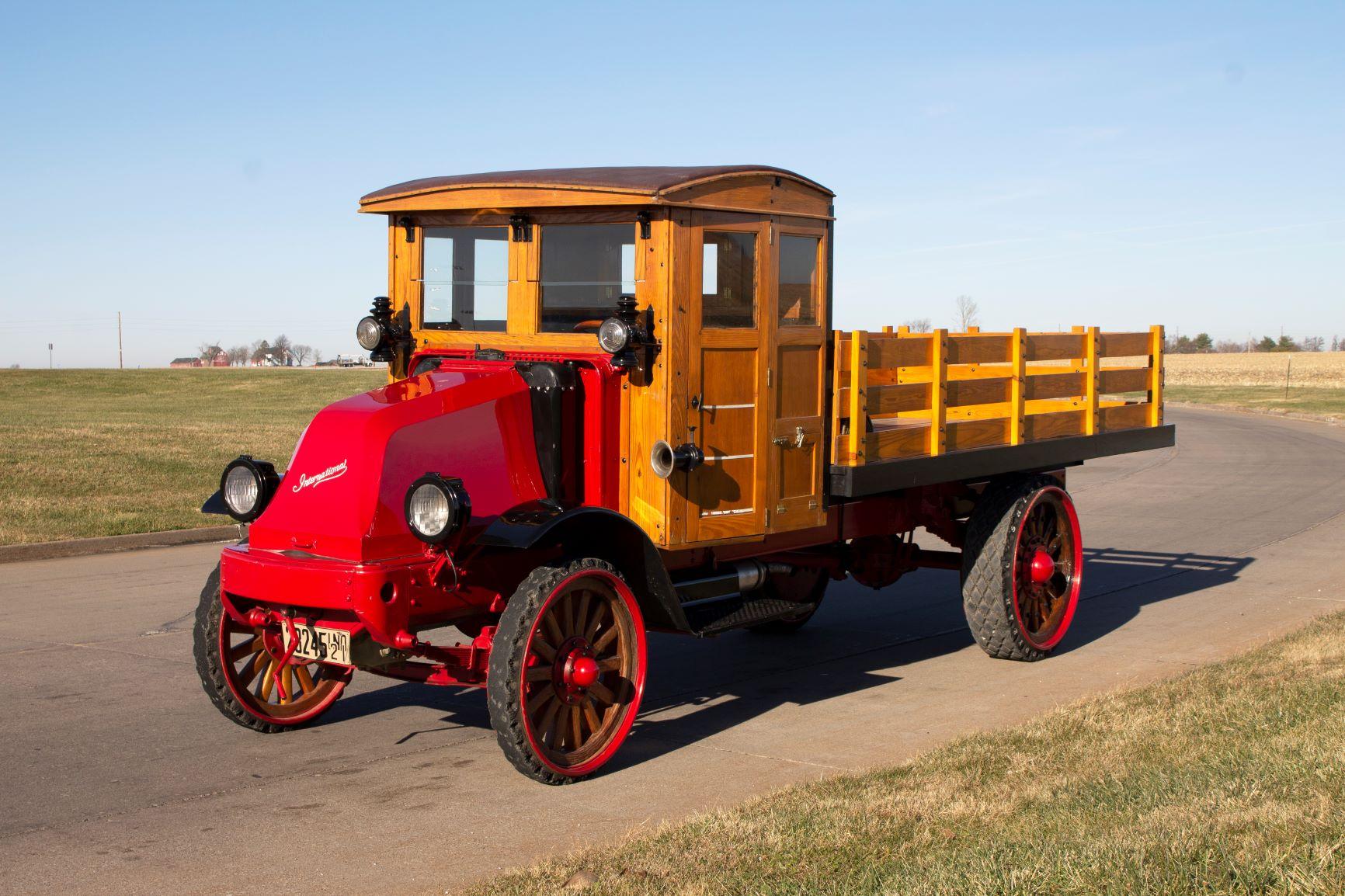 1921 International Harvester
